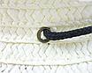 Детская пляжная соломенная шляпа Summer star brown, фото 6