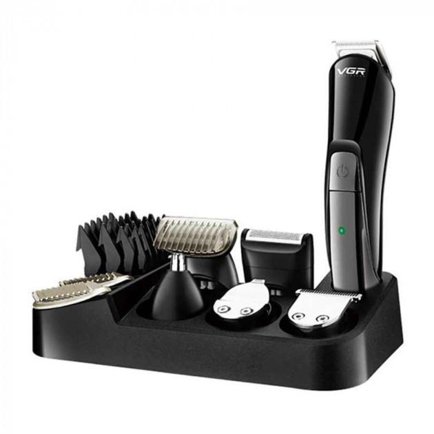 Машинка для стрижки волос VGR V-012 6 в 1
