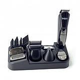 Машинка для стрижки волос VGR V-012 6 в 1, фото 3