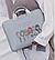 Сумка для ноутбука free and happy grey, фото 2