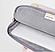 Сумка для ноутбука free and happy grey, фото 3