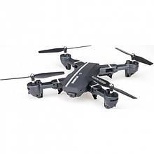 Квадрокоптер RC Drone складаний HD WiFi