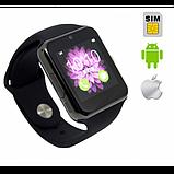 Смарт-годинник Smart Watch Q7SP Black, фото 3