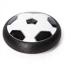 Футбольний м'яч з підсвічуванням і музикою Hoverball Black