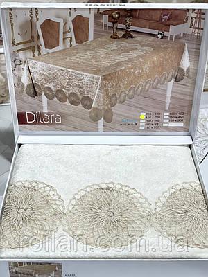 Турецька скатертину Dilara KREM