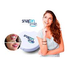 Знімні вініри для зубів Snap On Smile