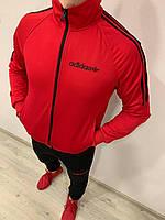 Мужской спортивный костюм Adidas Red Boom