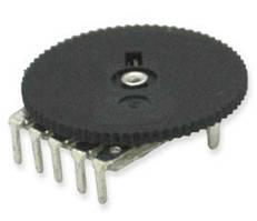 R1001GD-10K стерео гориз. D=16mm T=1mm