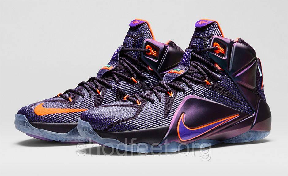 Баскетбольные кроссовки Nike Lebron 12 Instinct