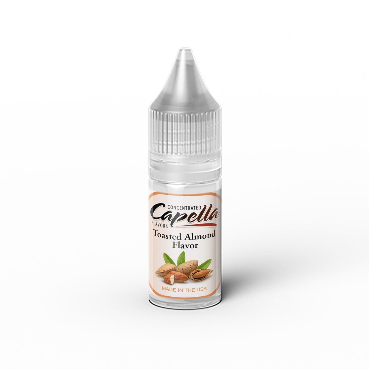 Ароматизатор Capella Toasted Almond Flavor (Смажений мигдаль)