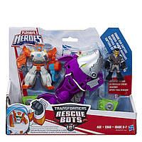 Игровой набор Боты-спасатели. Playskool Heroes Transformers Rescue Bots Tunnel Rescue Drill Set, фото 1