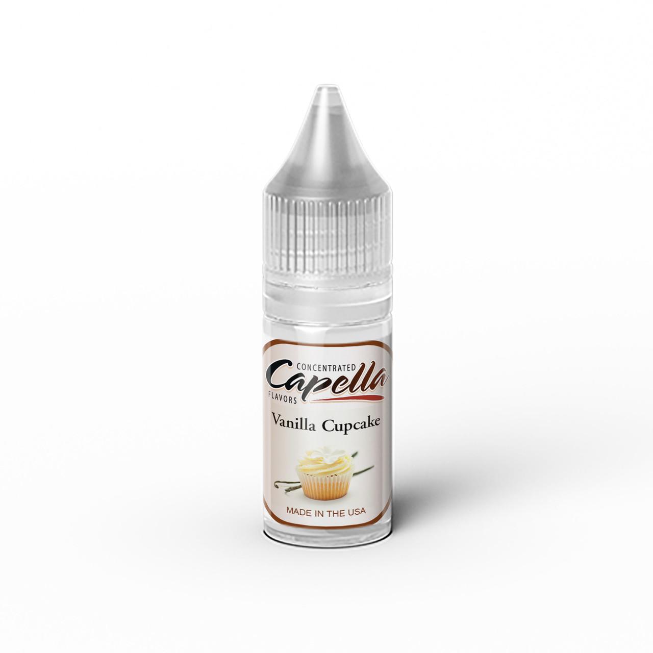 Ароматизатор Capella Vanilla Cupcake (Ванильный капкейк)