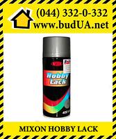 Аэроз. баллон MIXON HOBBY LACK высокотемпературная черная 920 400 мл