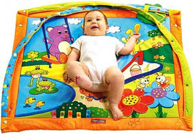 Развивающий коврик с Дугами Tiny Love  Солнечный день