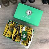 Набор трусов Kenzo 19167 разные цвета, фото 2