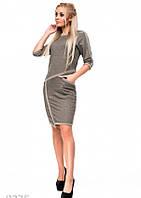 Платья ISSA PLUS 9275 3XL коричневый
