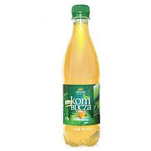 """Комбуча (Kombucha) Bio """"Зеленый чай с алоэ вера"""", органический напиток 500 мл, BIO LINIE"""