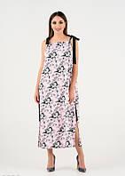 Платья ISSA PLUS 9858 S розовый