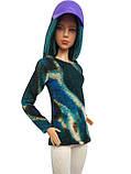 Одежда для кукол Барби - туника и лосины, фото 4