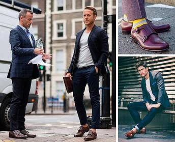 Как сочетать носки с разной обувью