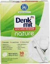 Органічні таблетки для посудомийних машин Натур Denkmit Geschirr-Reiniger Tabs nature 30 шт