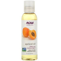 Косметическое масло Now Solutions Apricot Oil 100% Pure (118 мл.)