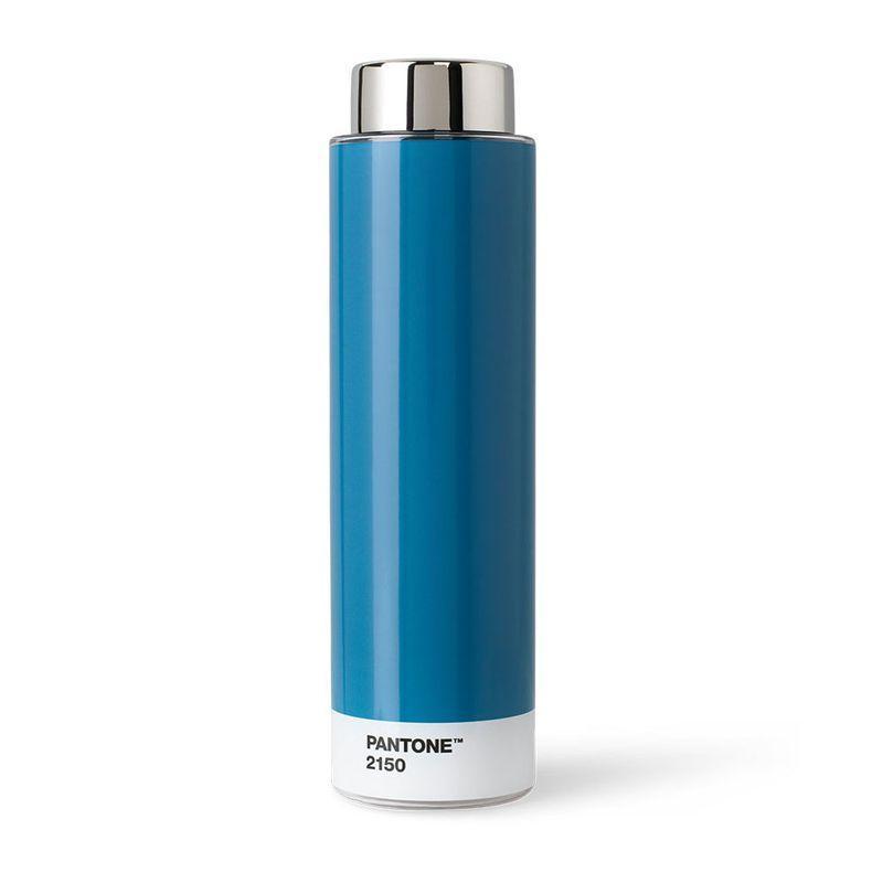 Бутылка синяя для напитков и воды Дания 500 мл. 115582
