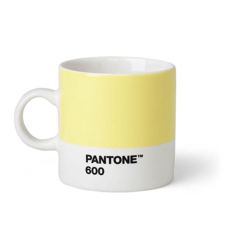Подарочная чашка для эспрессо Дания 120 мл. желтая 115583