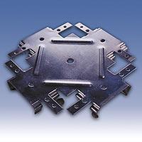 Соединитель одноуровневый для CD (СД) профиля (Краб)