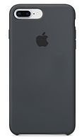 Чехол для iPhone 7 Plus /8 Plus Silicone Case бампер (Charcoal grey)