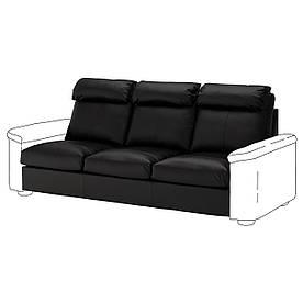 IKEA Секція 3-х місцева LIDHULT (ІКЕА ЛИДГУЛЬТ) 20405090