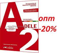 Іспанська мова / Підготовка до іспиту: Preparacion al DELE A2. Libro, Підручник / Edelsa