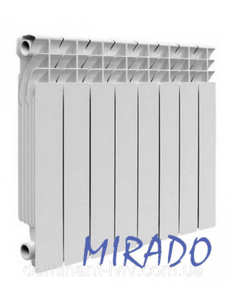 Радіатор біметалевий Mirado 500/96 1 секція