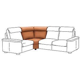 IKEA Секція кутова LIDHULT (ІКЕА ЛИДГУЛЬТ) 40413211
