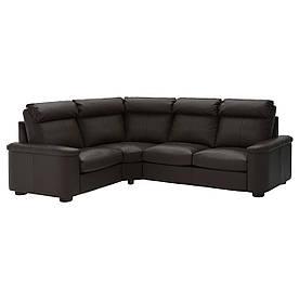 IKEA Диван шкіряний LIDHULT (ІКЕА ЛИДГУЛЬТ) 99257416