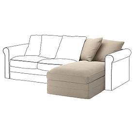 IKEA Козетка GRÖNLID (ІКЕА ГРОНЛИД) 09255742