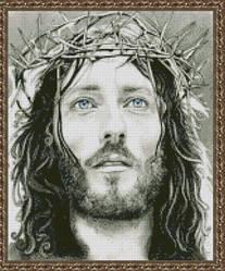 БН-2474 Иисус. Набор для вышивки бисером