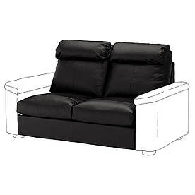 IKEA Секція 2-місцева LIDHULT (ІКЕА ЛИДГУЛЬТ) 59290601