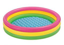 Детский бассейн надувной  Intex 58924 круг 86х25см