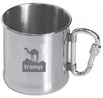 Кружка с карабином 300 мл Tramp TRC-012