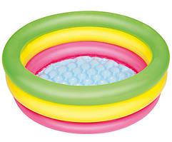 Детский бассейн Bestway 51128, 70х24 см