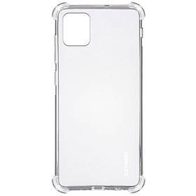 TPU чехол GETMAN Ease logo кути посилені для Samsung Galaxy Note 10 Lite (A81)