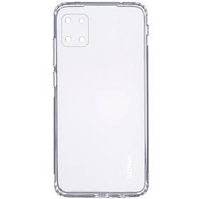 TPU чехол GETMAN Clear 1,0 mm для Samsung Galaxy Note 10 Lite (A81)