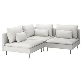 IKEA Угловой диван SÖDERHAMN (ИКЕА СЕДЕРХАМН) (792.844.54)