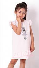 Літнє плаття для дівчинки Mevis Рожеве р. 92, 98, 104, 110, 116
