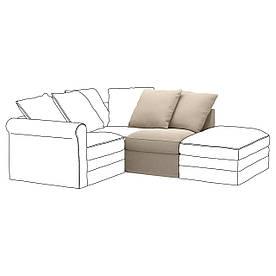 IKEA Секция 1-местная GRÖNLID (ИКЕА ГРОНЛИД) (092.556.81)