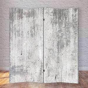 Ширма Бетонная стена 160х180см