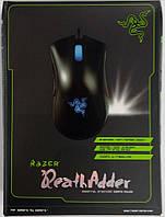 Игровая компьютерная мышь Razer DeathAdder USB, мышка для геймеров, мышь для компьютерных игр