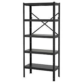 IKEA Стелаж BROR (ІКЕА БРОР) 49282994