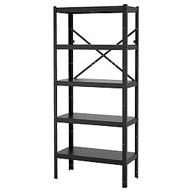 IKEA Стеллаж BROR (ИКЕА БРОР) (492.829.94)